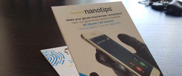 Nanotips Taps