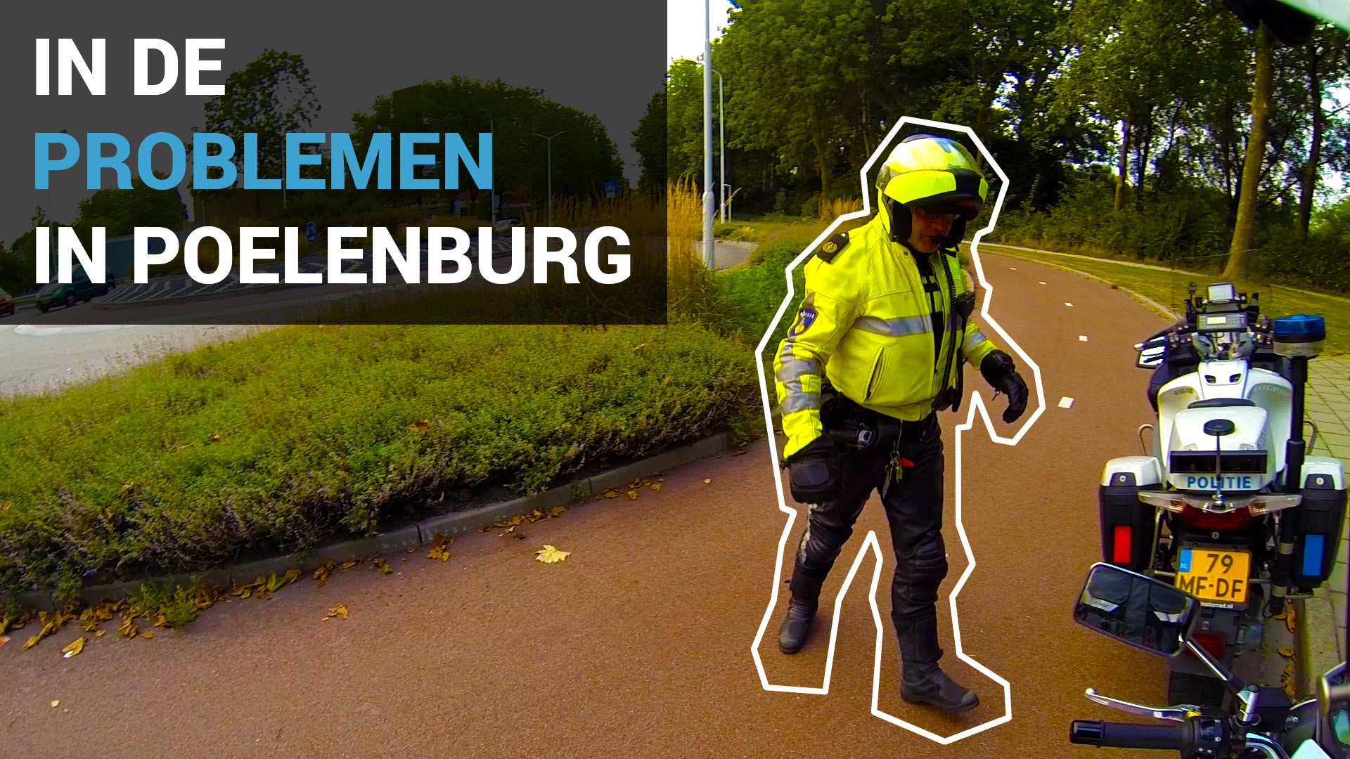 Op zoek naar de onrust in Zaandam Poelenburg