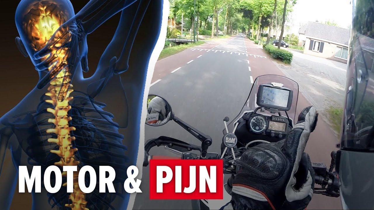 Motorrijden is Pijn Lijden