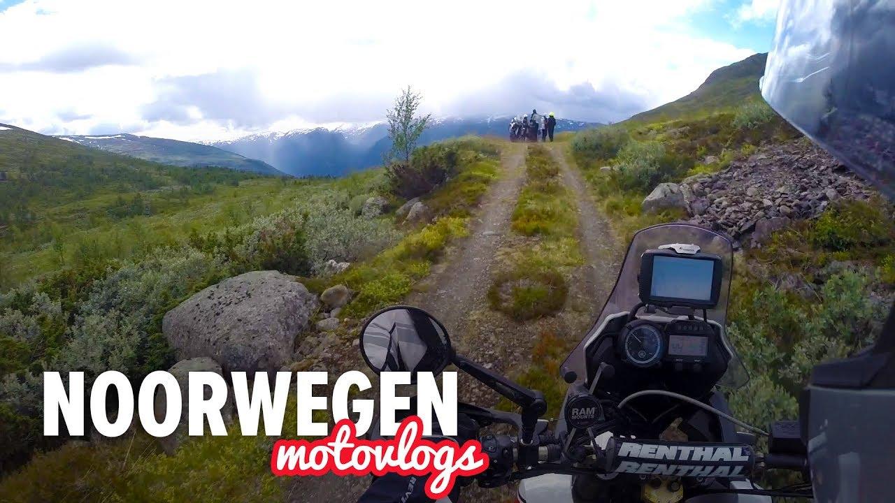 Motor avontuur in Noorwegen – Dag 3 | Het eerste ongeluk…