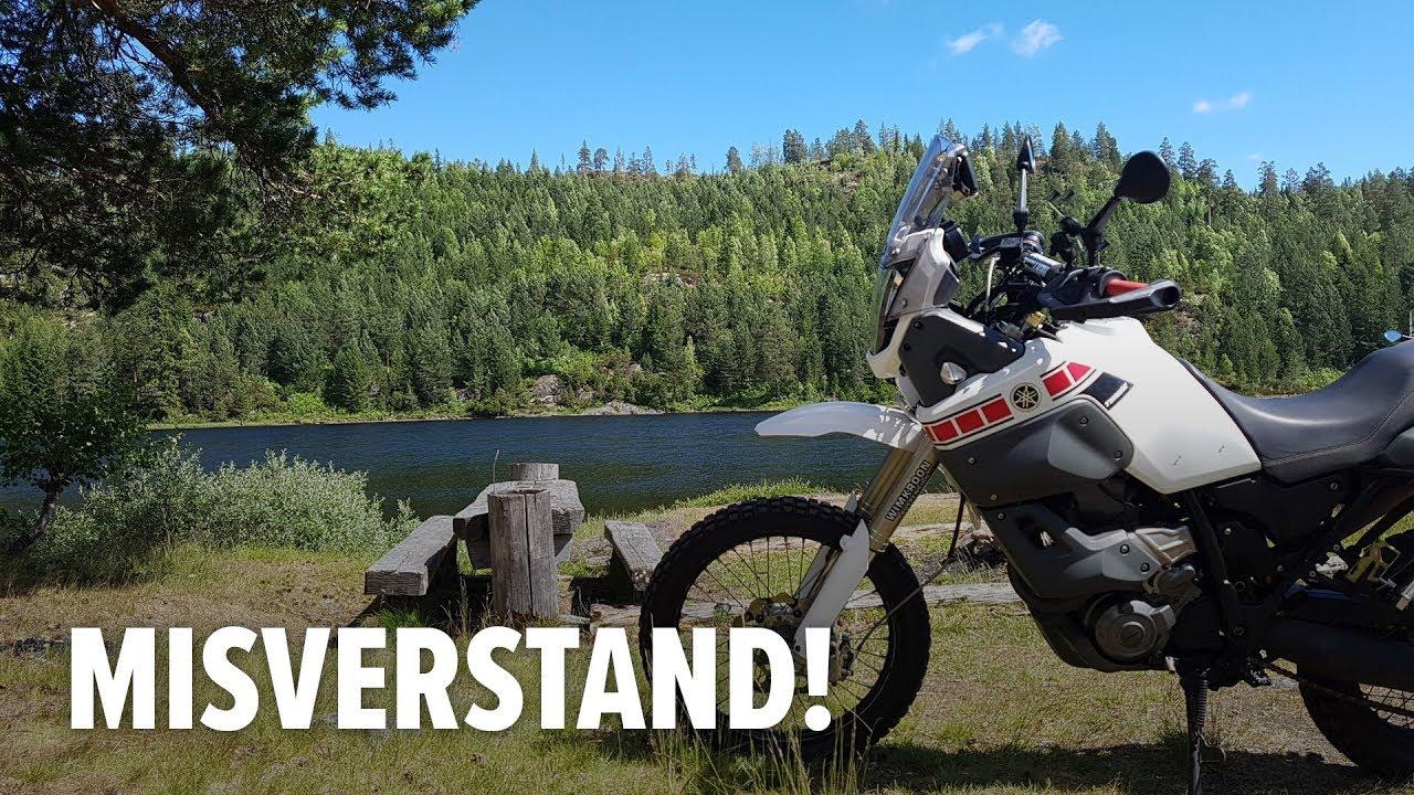 Allroad is GEEN Offroad! Misverstanden over de Yamaha XT 660 Z Tenere