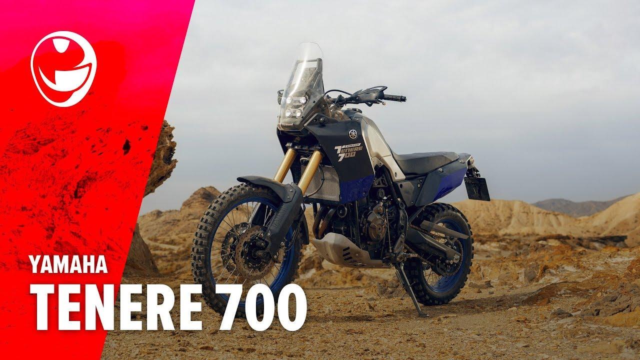 Yamaha Tenere 700 – Werkpaard, geen luxepaard…