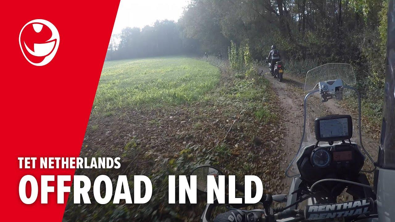Offroad rijden in Nederland | TET Netherlands