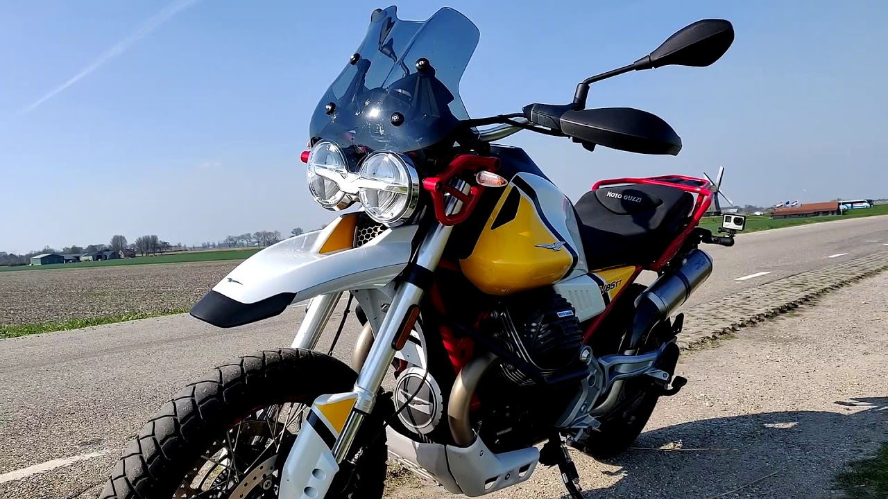 Moto Guzzi V85TT Review – Wat is dit nou eigenlijk?