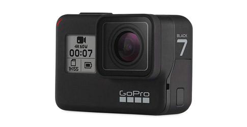 GoPro voor motovloggen: GoPro Hero 7 Black