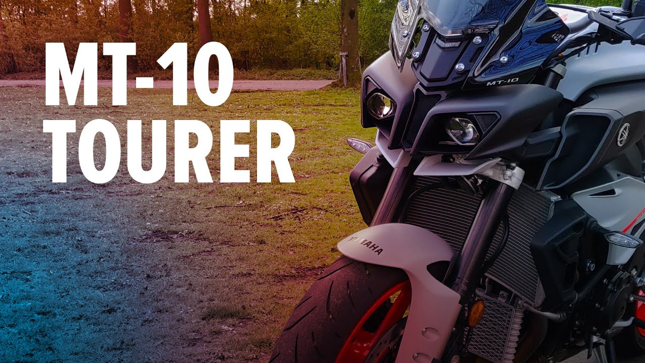 Yamaha MT-10 Tourer 2019 | Review – KANON met Koffers!