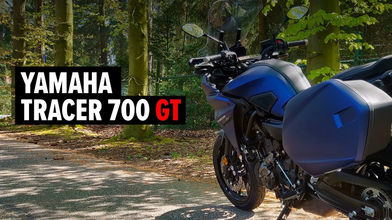Tracer 700 GT review – Wat een PRETMACHINE!