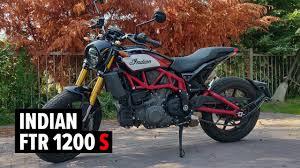 Eerste impressie Indian FTR 1200 S