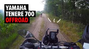 Yamaha Tenere 700 impressie (incl. offroad)
