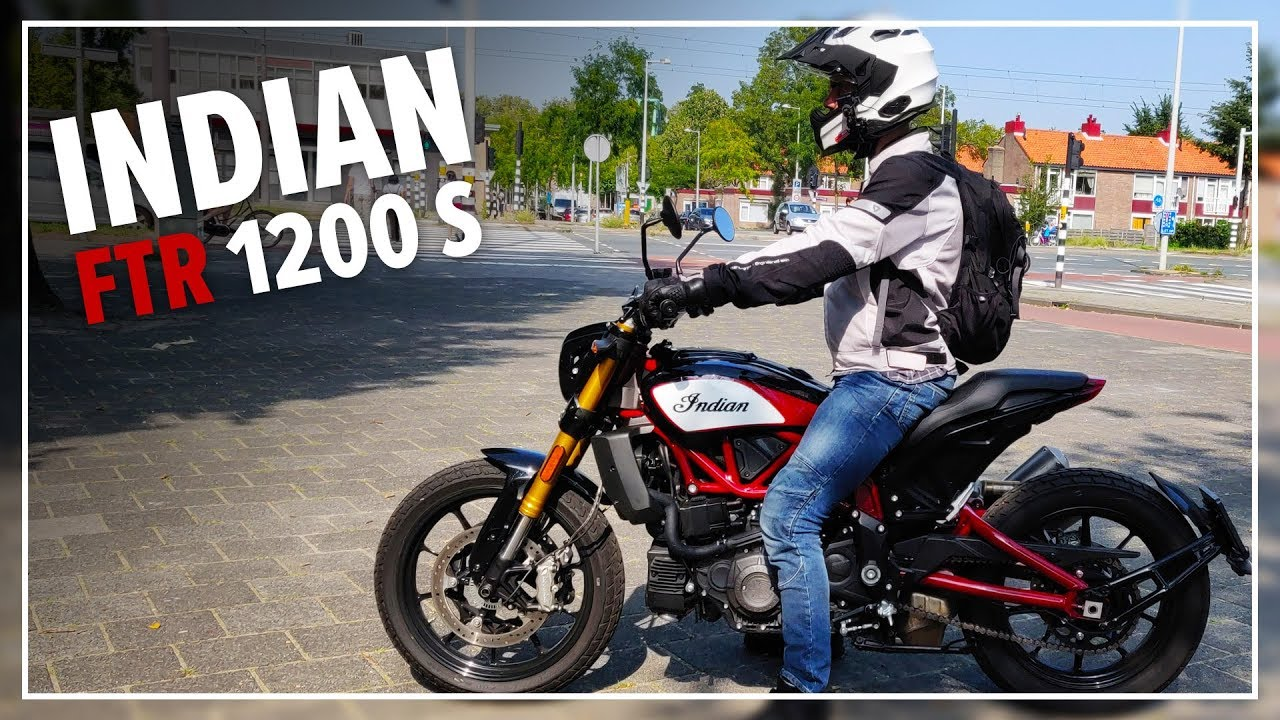 Indian FTR 1200 S Review