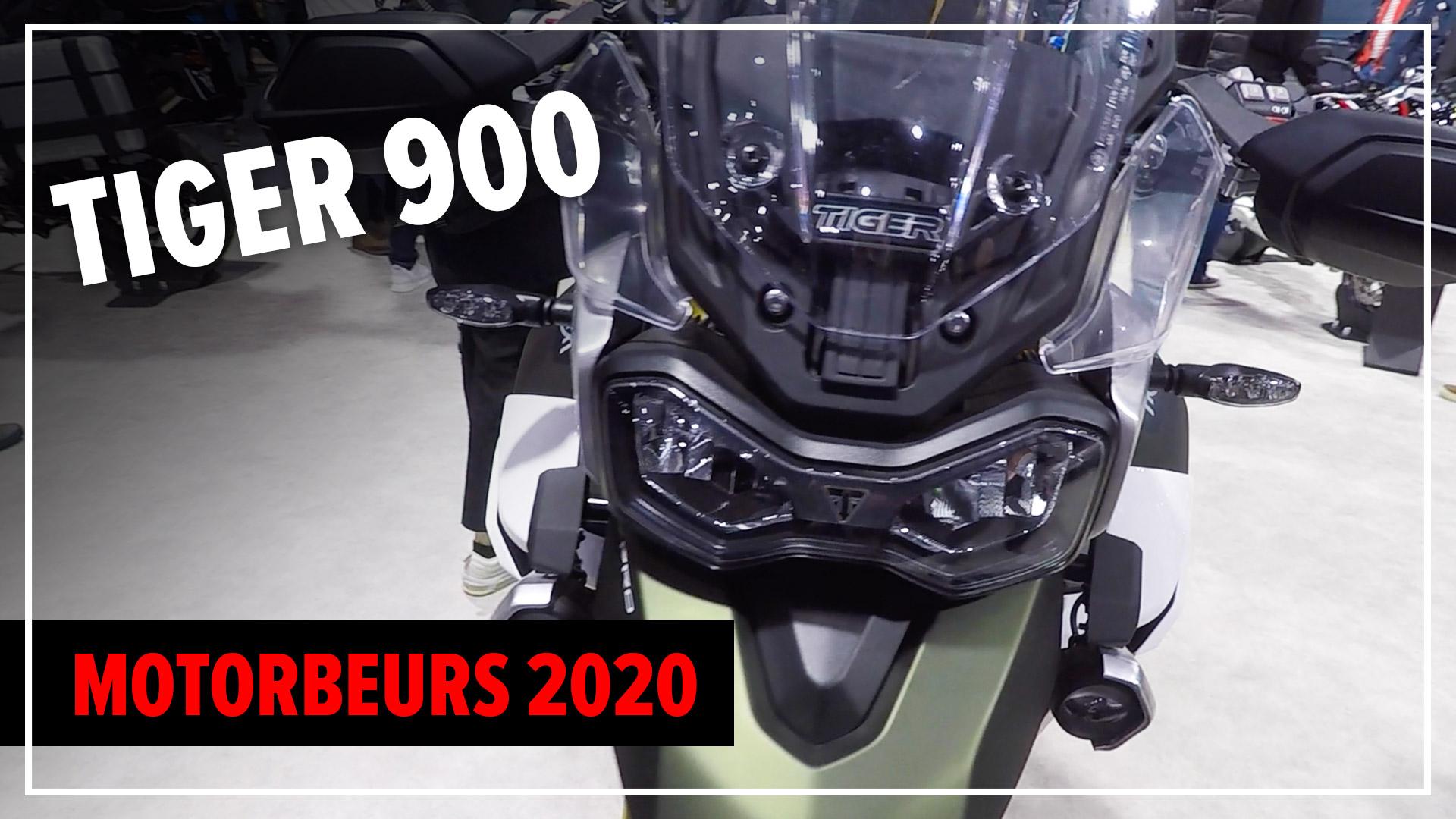 BMW F850 killer? Triumph Tiger 900 (Rally GT) – Motorbeurs Utrecht 2020